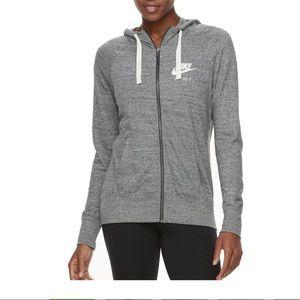 Nike gym vintage hoodie, size small